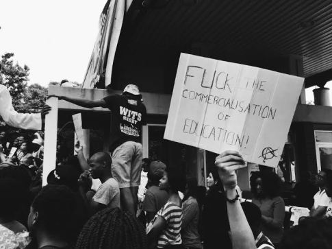 wits protest